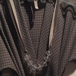 Zara woman L dress 40bust 40w 42L